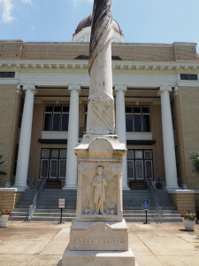 Confederate Solider - Gadsden County, Florida Courthouse
