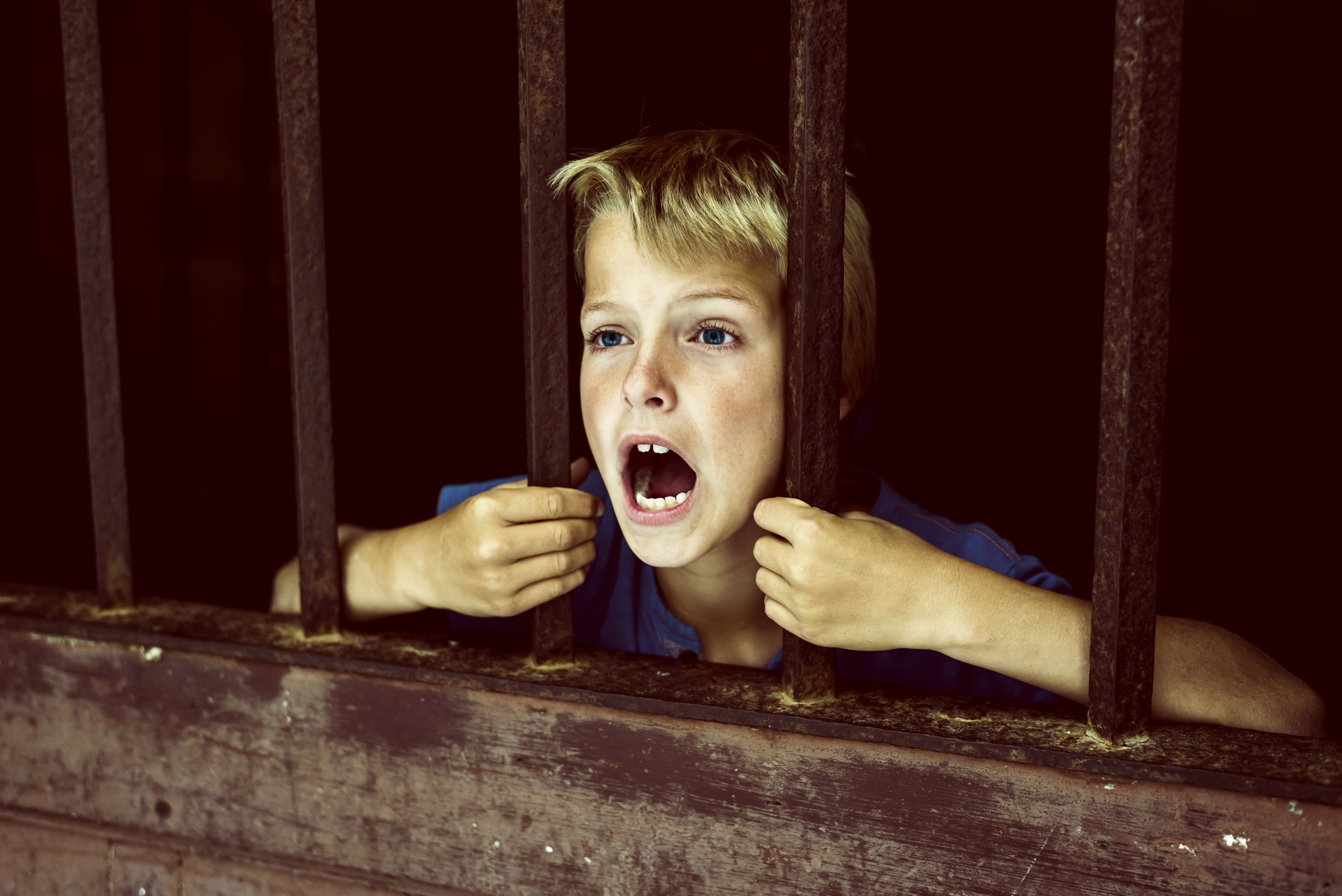 Adult Prison Is No Place For A Child