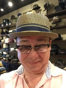 Hat Shopping is Fun!