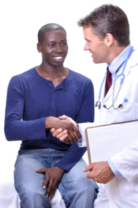 Patient and Physician