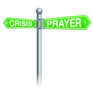 Crisis Prayer